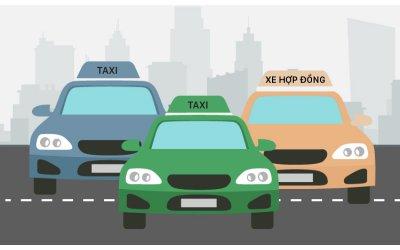 xe-grab-va-taxi-dien-tu-duoc-de-xuat-quan-ly-nhu-the-nao